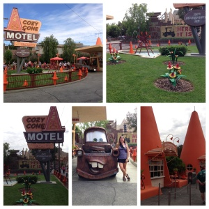 Even more cars land!