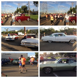Lots of classic cars, and the 69 GTO