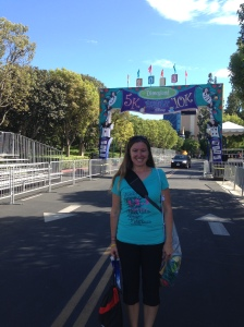 Finish Line for all the races!