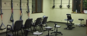 Pic of my chiropractors office from their website.