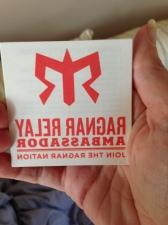 Ragnar ambassador tatoos!