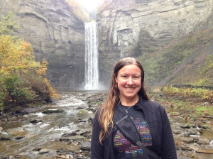 Went hiking at Taughannock Falls near Ithica