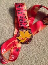 Pretty medal