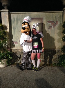 Chef Goofy and I